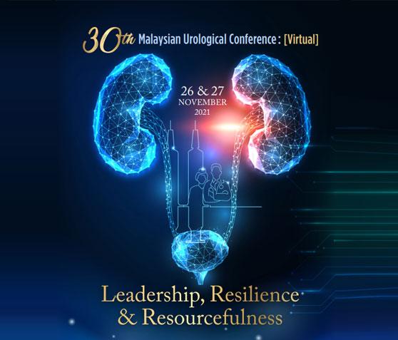 30th Malaysian Urological Conference (Virtual)